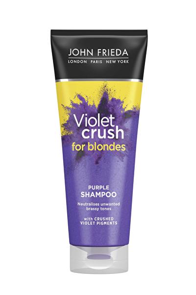 Sarı Saçlara Özel Menekşe Özlü Mor Şampuan 250 Ml