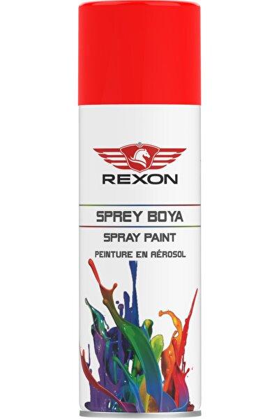 Rexon Sprey Boya Parlak Beyaz 200ml. Ral9010