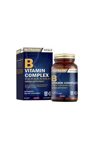 B Vitamin Complex 60 Tablet