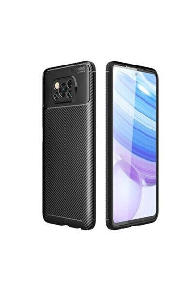 Xiaomi Poco X3 Nfc Kılıf Negro Silikon
