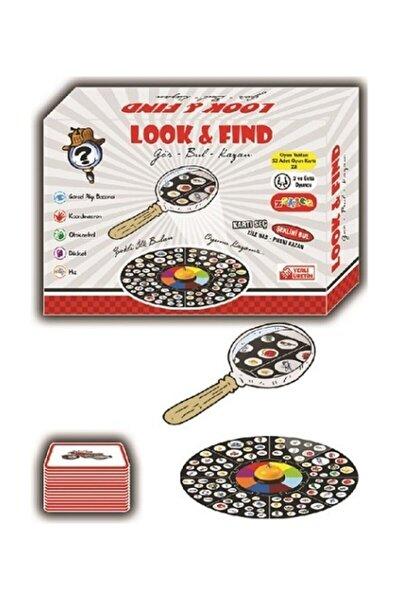 Look ve Find Dedektif Zeka Oyunu
