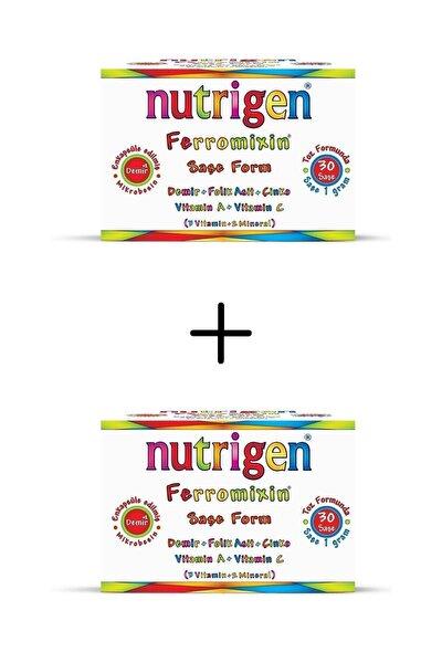 Ferromixin Saşe Form 30*2 Saşe (2'li Fırsat Paketi)