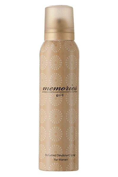 Memories Gold Kadın Deodorant 150 ml 8690973700636