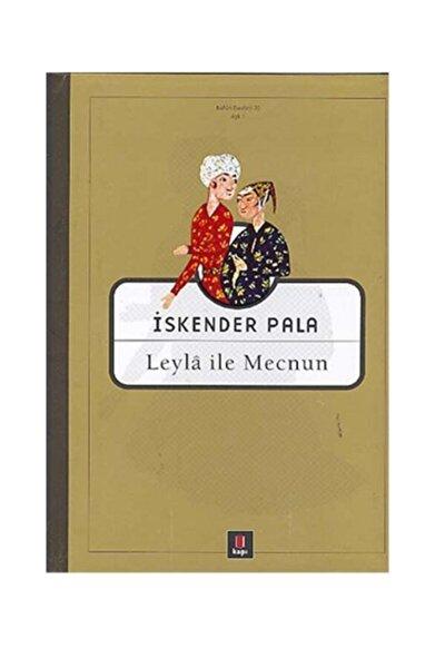Leyla ile Mecnun - İskender Pala 9789758950386