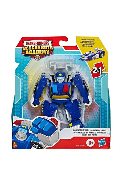 Rescue Bots Academy Figür Chase The Police Bot E5366-E8191