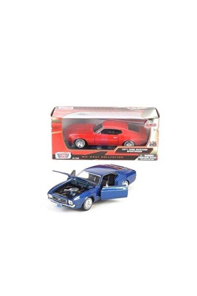 Metal Motormax 1971 Ford Mustang Sportsroof 1:24