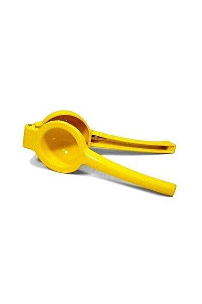 Pratik Metal Limon Sıkacağı Sarı Renk