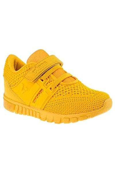 313.18y.159 Işıklı Bebe Spor Ayakkabı Sarı