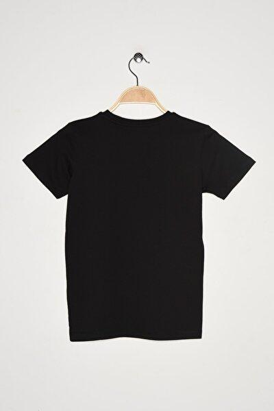 Çocuk Spor T-Shirt - KTT916-BK