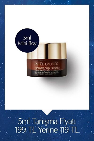 Göz Bakım Kremi - Advanced Night Repair Eye Supercharged Complex - 5ml seyahat boy 887167486843
