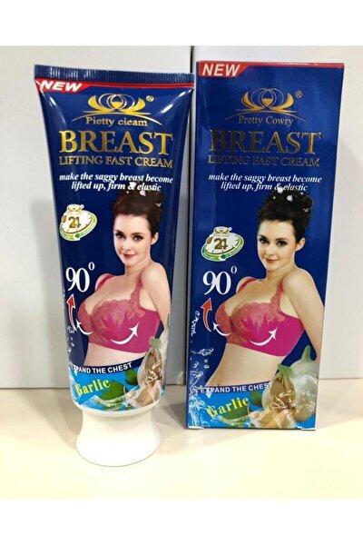 Breast Garlie Özlü Göğüs Büyütücü, Dikleştirici Krem