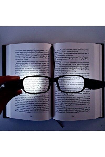 Kitap Okuma Gözlüğü