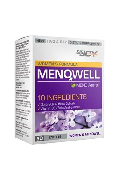 Vitamins Menowell - 60 Tablet