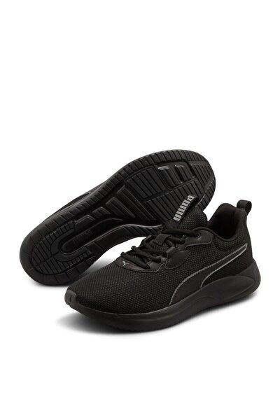 Resolve Erkek Siyah Spor Ayakkabısı -