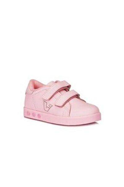 313.P19K.100-06 Pembe Kız Çocuk Yürüyüş Ayakkabısı 100578851