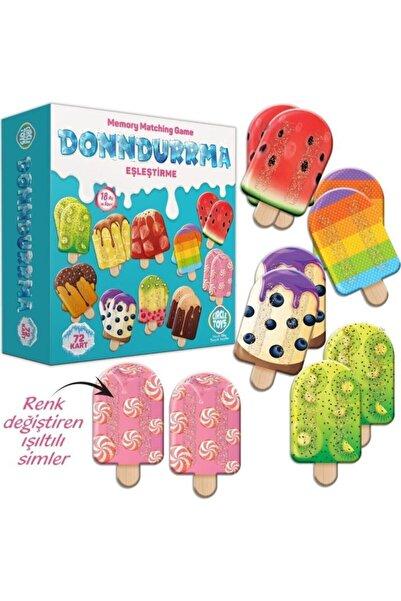 Circle Toys Dondurma Eşleştirme Hafıza Oyunu