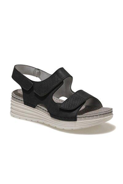 161968.Z1FX Siyah Kadın Sandalet 101020043