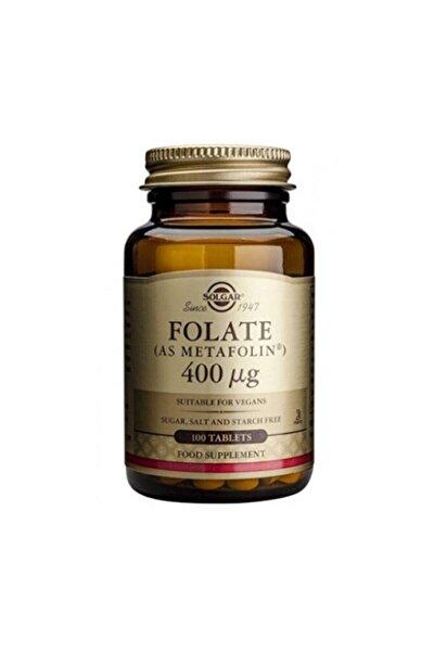 Folate 400 Mcg Metafolin 50 Tablet