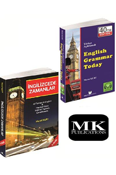 English Grammar Today 40. Son Baskı + Ingilizce'de Zamanlar