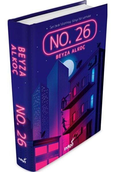 No :26 - Ciltli - Beyza Alkoç