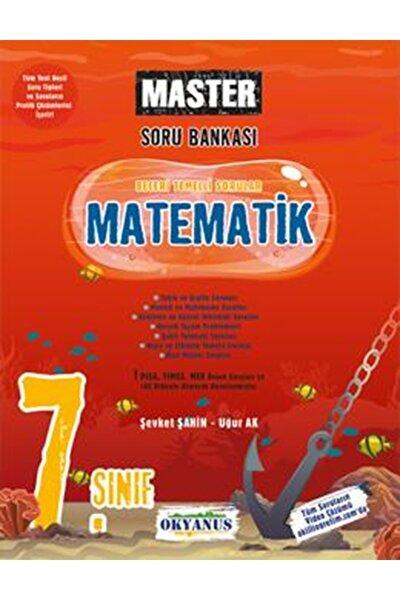 Okyanus 7.sınıf Master Matematik Soru Bankası