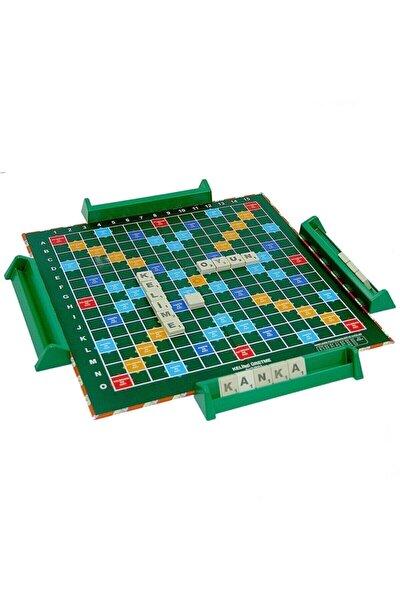 Kelime Üretme Oyunu Yerli Üretim Scrabble Kelime Avı TÜRKÇE