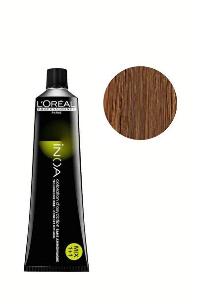 Saç Boyası 8,1 Koyu Sarı Küllü 3474630416444 (Oksidansız)