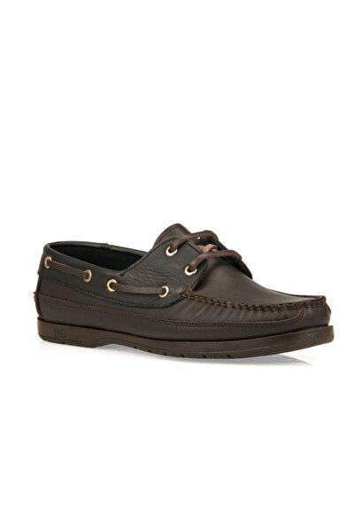Hakiki Deri Kahve Siyah Erkek Ayakkabı 101119 29