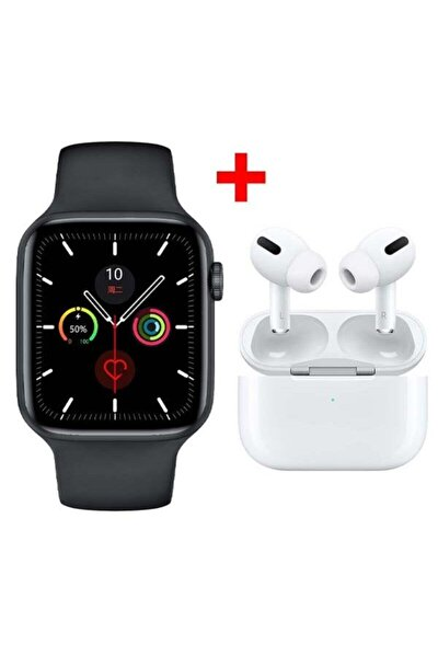 Iphone Ve Android Uyumlu Watch 6 Plus + Airpods Pro Superclone