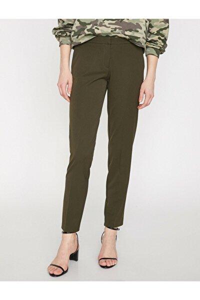 Kadın Dar Kesim Pantolon