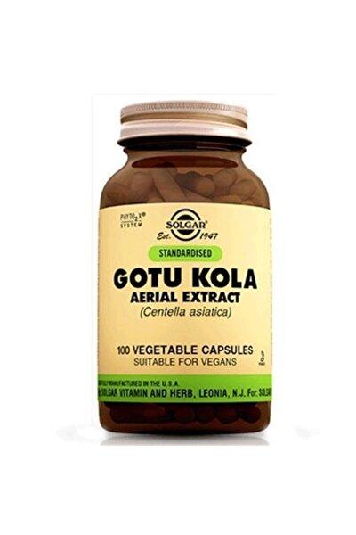 Gotu Kola Aerial Extract 100 Kapsül