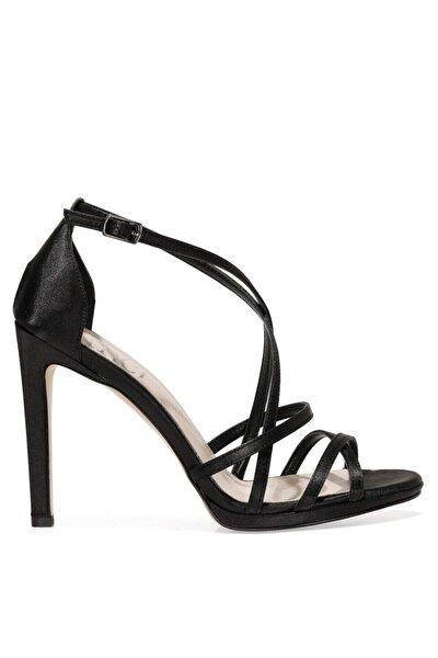 SATIN.Z 1FX Siyah Kadın Topuklu Sandalet 101038374