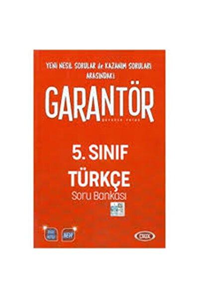5. Sınıf Türkçe Garantör Soru Bankası