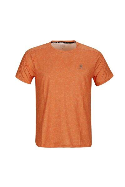 Ct241 Dot T-shırt Coral Erkek T-shirt