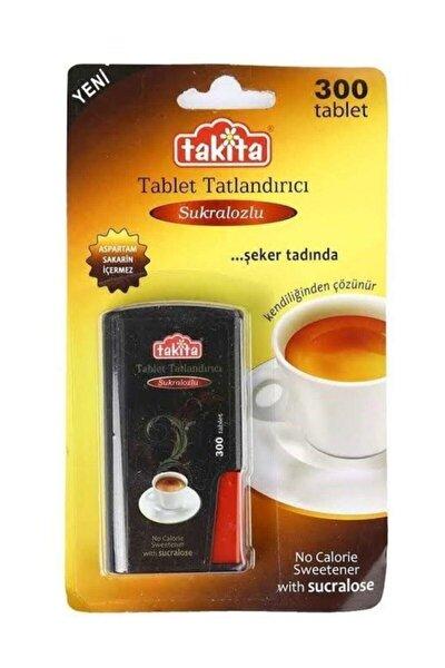 Tablet Tatlandırıcı 300 Tablet 18 gr