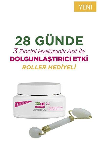 Wrinkle Filler Kırışık Karşıtı Dolgunlaştırıcı Krem 50 ml Roller Set