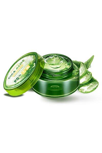 %95 Cica Aloe Kompleksi İçeren Nemlendirici Jel 300ml Premium Cica Aloe Soothing Gel