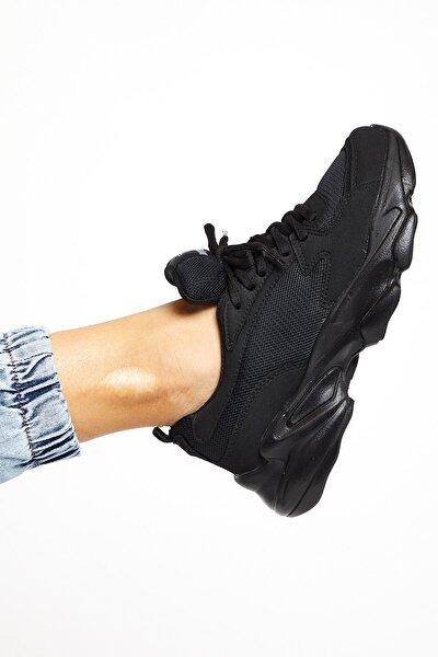 Siyah Unisex Sneaker ZYP-0