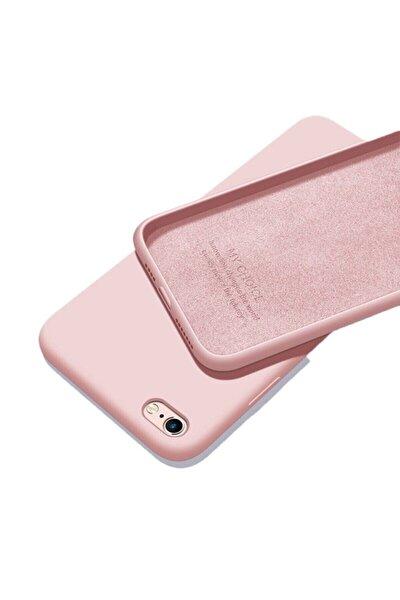 Iphone 6 Plus / 6s Plus  Uyumlu Içi Kadife Lansman Silikon Kılıf