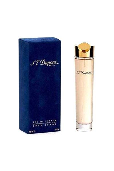 Kadın S.t.dupont Femme Edp 100 Ml Parfümü 3386461106527