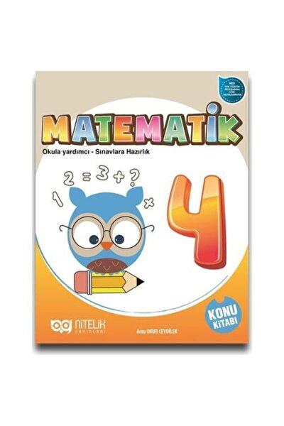 Nitelik 4.sınıf Matematik Konu Kitabı