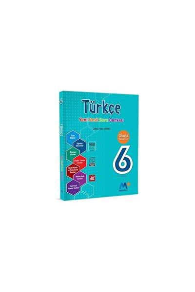 Martı Plus 6. Sınıf Türkçe Yeni Nesil Soru Bankası Martı Plus Yay