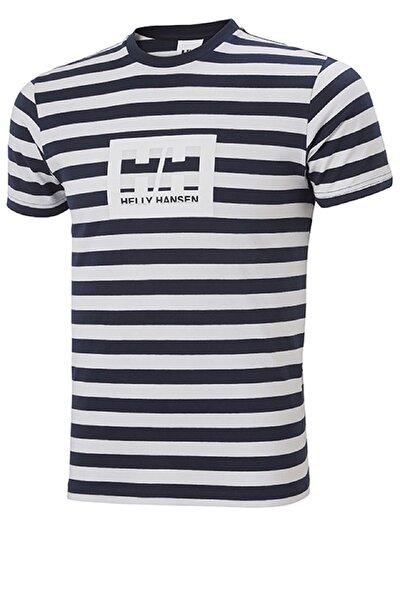 Erkek Lacivert Kısa Kollu Tshirt