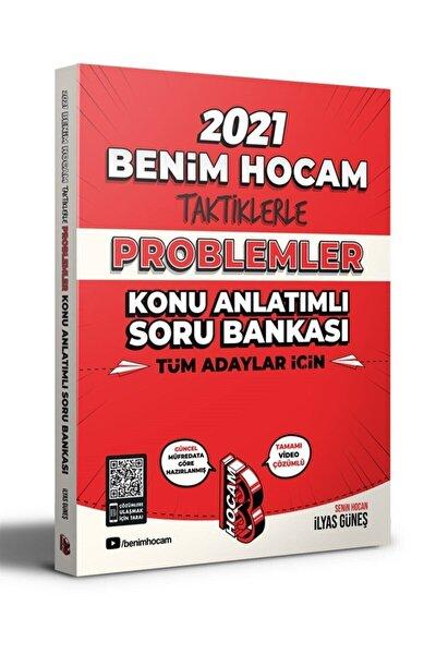 Benim Hocam 2021 Taktiklerle Problemler Konu Anlatımlı Soru Bankası