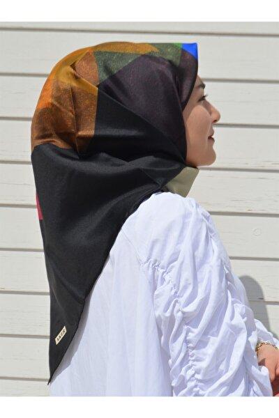 Kadın Siyah Eşarp 7957713-911