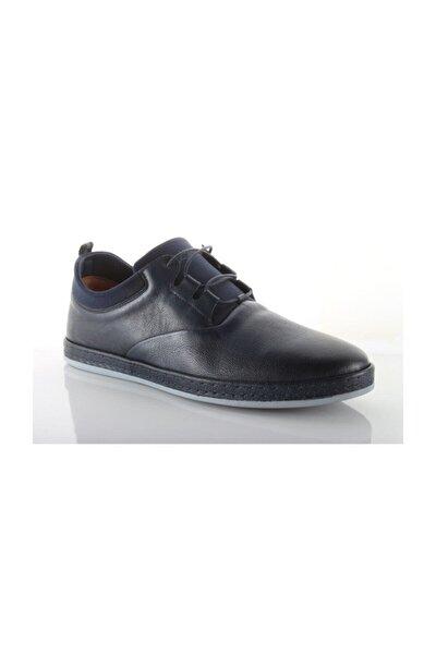 Erkek Lacivert Casual  Ayakkabı