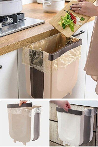 Portatif Katlanabilir Çöp Kovası
