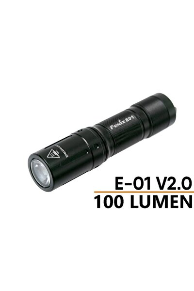 E01 V2.0 100 Lümen El Feneri