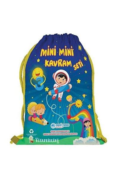 Mavi Yunus Mini Mini Kavram Seti (3-4 Yaş)