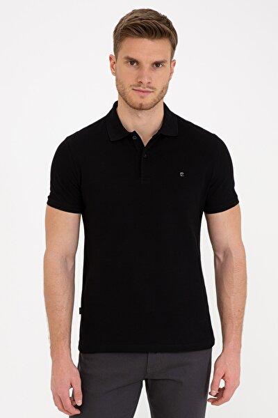 Sıyah Erkek Polo Yaka T-shirt G021GL011.000.1286351